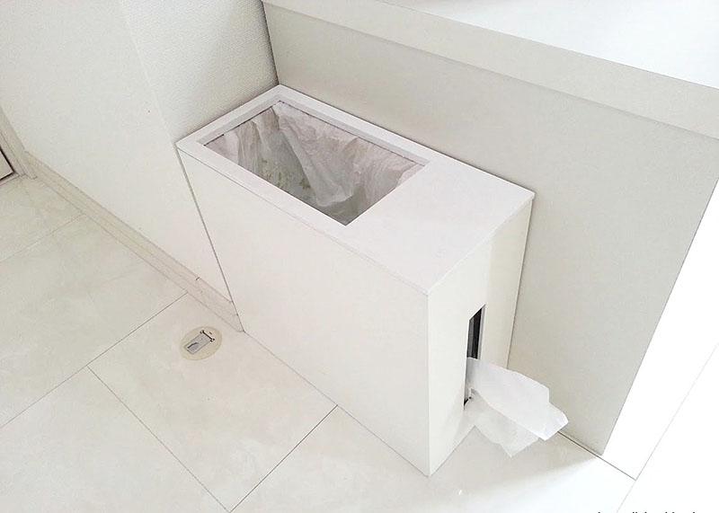 ゴミ箱選びって、超重要!!ゴミ箱、適当に選んでいませんか??のイメージ