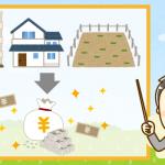 人気のある不動産を高く売却する方法!評価が低い土地をできるだけ早く売るコツも紹介!のイメージ